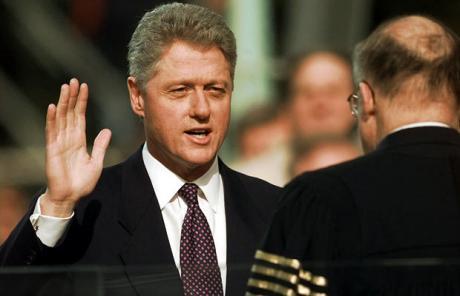 Bill Klintonun həbsinə qərar verilir