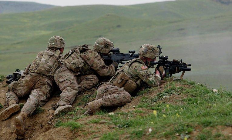 Erməni əsgərləri vuruldu, hərbi texnika sıradan çıxarıldı