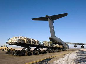 Rusiya Suriyadakı hava bazasından əmlakını daşımağa başlayıb