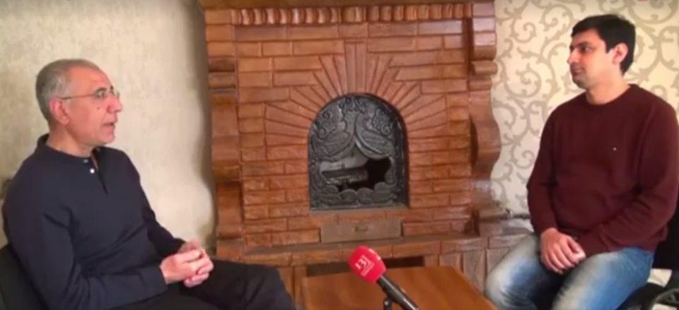 """Hüquq müdafiəçisi İntiqam Əliyev: """"Azərbaycanda siyasi sistem dəyişməlidir"""" - VİDEO"""