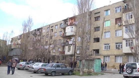 Köhnə binaların bərpasına 2,5 milyon manat ayrıldı