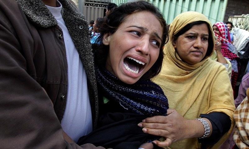 """Pakistanda törədilən partlayışa görə məsuliyyəti """"Taliban"""" öz üzərinə götürüb"""
