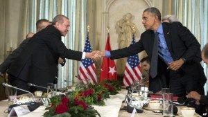 ABŞ prezidenti Ərdoğanla qeyri-rəsmi görüş keçirəcək