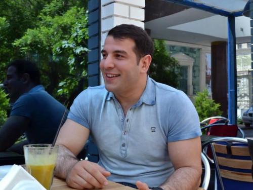 olimpiya çempionu Elnur Çingiz oğlu Məmmədli