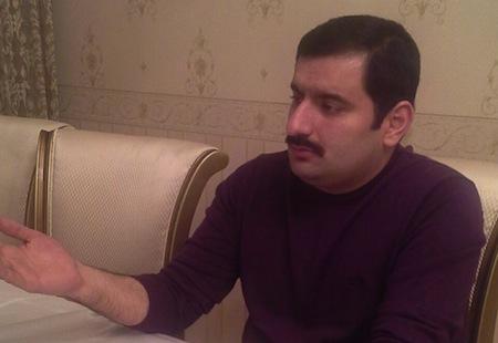 """Eldar Sabiroğlunun oğlundan şok yazı: """"Hüququn qətli"""""""