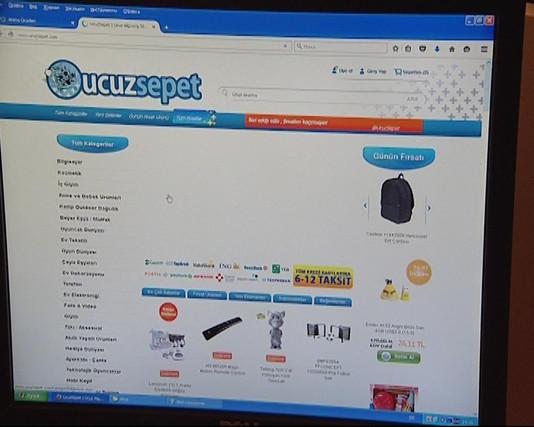 """Ucuzsepet.com saytı """"fırıldaq"""" çıxdı"""
