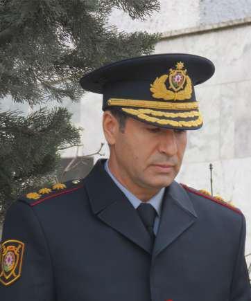 General Vilayət Eyvazov Daxili İşlər nazirinin birinci müavini təyin edildi