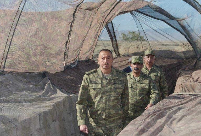 """""""Atəşkəs rejimi yenidən pozularsa, məsuliyyət Ermənistanın üzərində olacaq"""""""