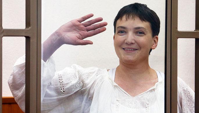 Putin  nəhayət Savçenkonu azad etməyə razı oldu