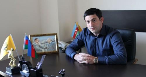 """""""City Developer"""" MMC-nin direktoru Ratmir Bəkirov"""