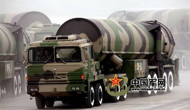 Çindən analoqsuz raket: Bu silahla Rusiya və ABŞ-ın istənilən nöqtəsini vurmaq olar