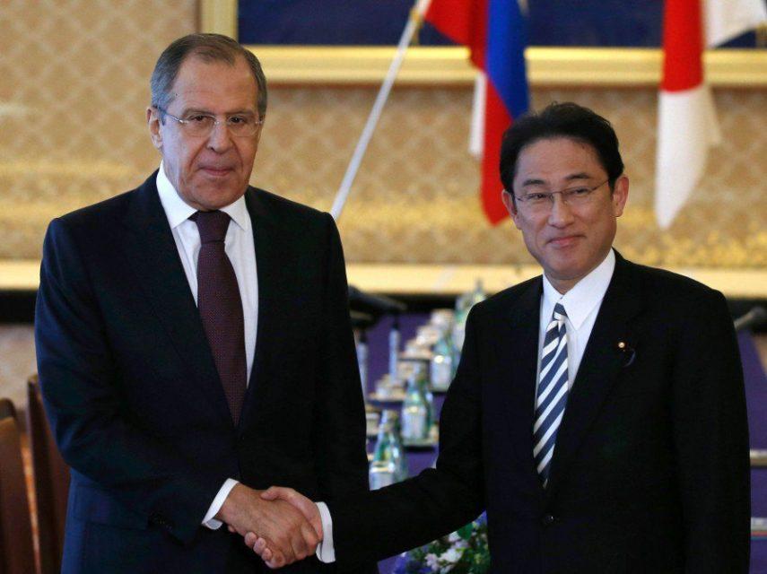 Yaponiya və Rusiya sülh üçün danışıqlara başlayır