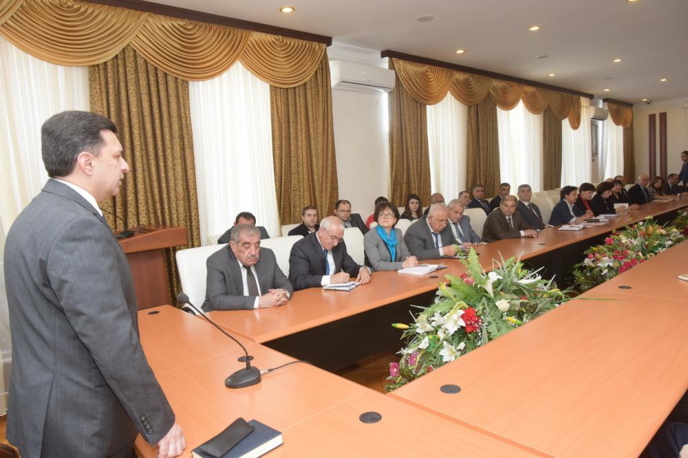 Azərbaycan Tibb Universiteti elektron təbabətə dair konfransa hazırlaşır - Fotolar