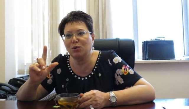Elmira Axundova Rusiya telekanallarına etiraz etdi