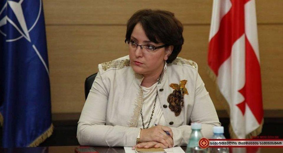 Gürcüstan və Azərbaycan müdafiə nazirləri danışdı