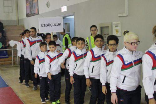 II Uşaq Paralimpiya İdman Oyunları