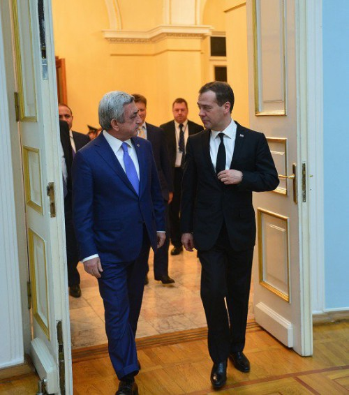 Medvedev-Sarkisyan