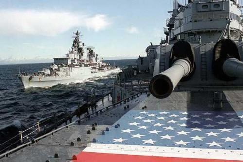 NATO gəmiləri