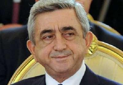 Sarkisyan Azərbaycanın hərbi üstünlüyünü etiraf etdi