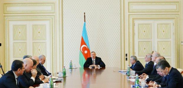 """Prezident İlham Əliyev: """"Bu qanlı toqquşma bir daha göstərdi ki..."""""""
