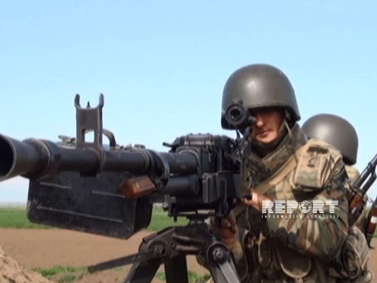 Ordumuz işğaldan azad etdiyi ərazilərdə möhkəmlənir – VİDEO