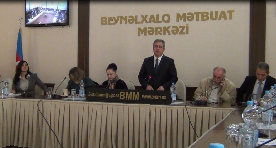 """Ə.Zeynallı: """"Azərbaycanda minlərlə """"siyasi məhbus"""" var..."""""""