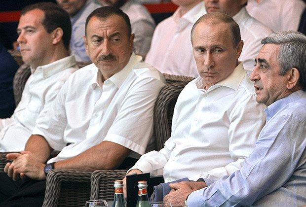 """Putin """"Qarabağ düsturu""""nu açıqladı: """"Bakı və Yerevan qarşılıqlı güzəştlərə getməlidir"""""""