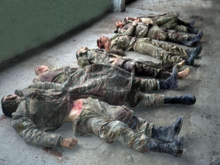 Separatçı rejim də itkilərinin bir qismini açıqladı: 29 ölü, 101 yaralı, 28 itkin....