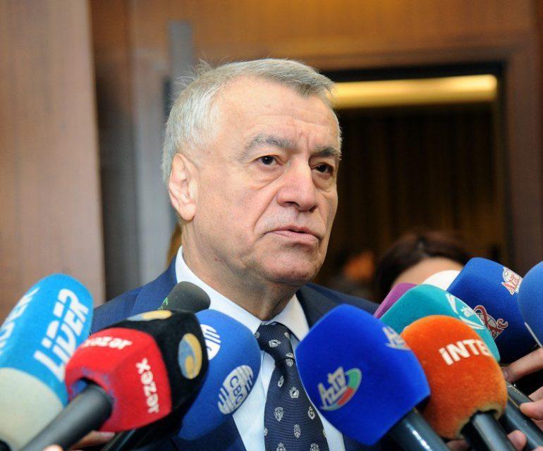 """Natiq Əliyev: """"Azərbaycan neft və qaz hasilatını artırıb"""""""