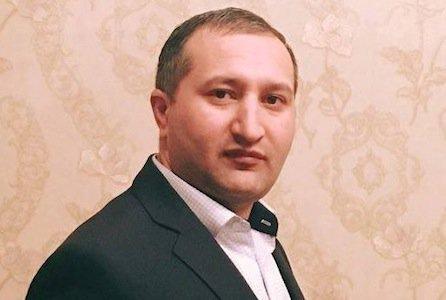 Pərviz Həşimli evinə silah qoyan MTN zabitinin adını açıqladı