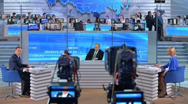 Putin 80 suala cavab verdi