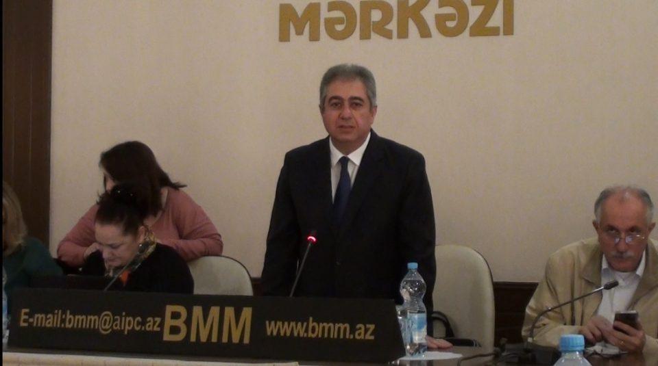 VCMK-nın Forumu uğurla baş tutdu (I hissə) - FOTO&VIDEO