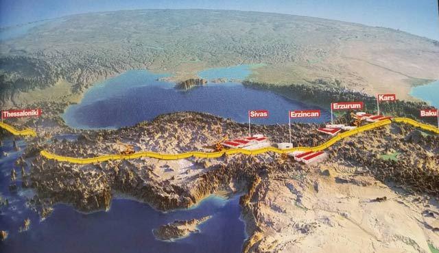 TANAP-ın əhatə dairəsi genişlənə bilər: Şimali İraq və Türkmənistan qazı hesabına