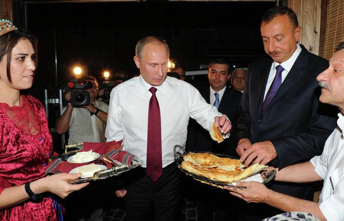 """Putin prezident İlham Əliyevə məktub yazdı: """"Bu, qardaş xalqlarının köklü mənafelərinə uyğundur"""""""