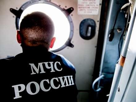 Rusiyada helikopter gölə düşüb