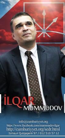 REAL-ın Qanun nəşriyyatından İlqar Məmmədovun flayerlərinin müsadirə olunması ilə bağlı Bəyanatı