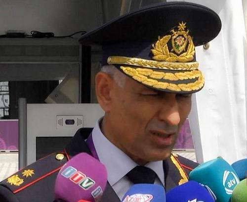 Polis Bakıda gücləndirilmiş iş rejiminə keçəcək