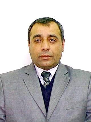 dekan müavini Əli Hacıyev
