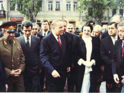 """Sürət Hüseynov 4 iyundan danışır: """"Elçibəy Heydər Əliyevə demişdi ki..."""""""