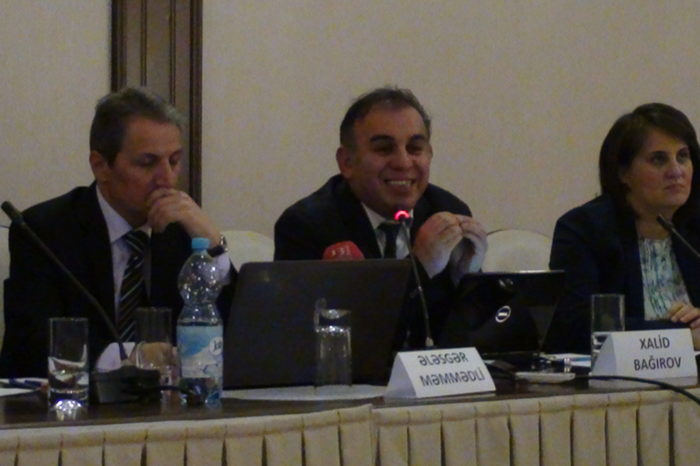STP-nin 27 aprel Forumu-VİDEO&FOTO