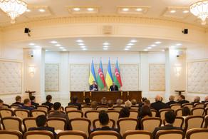 """Ukrayna prezidenti: """"Dağlıq Qarabağ münaqişəsində status-kvo qəbuledilməzdir"""""""