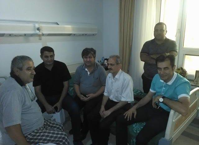 Bıçaqlanan Fərəməz Novruzoğlu xural.com-a danışdı-VİDEO