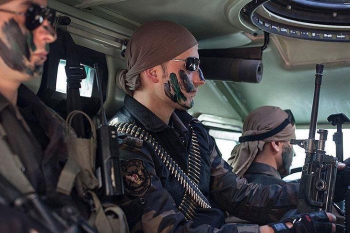 1800 nəfər xüsusi təyinatlı İstanbula yeridildi