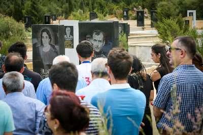 Jurnalist Rasim Əliyev ölümünün ildönümü