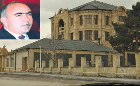 Deputat Tahir Süleymanovun villasının görüntülərilə ilə bağlı qalmaqal davam edir - VİDEO