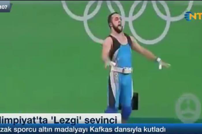 Azərbaycanlı idmançının olimpiada rəqsi dünya mediasında–VİDEO
