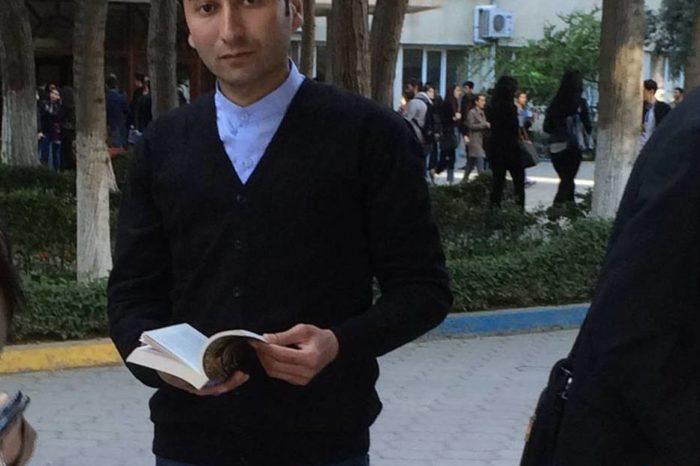 """""""İlahi, mənə mələklərinlə bir tabut göndər..."""""""