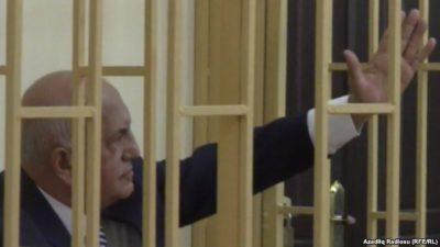 Əli İnsanova yeni cinayət işi açıldı
