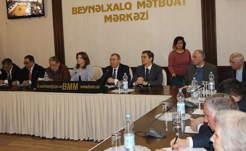 Milli Şura referendumla bağlı xalqı aktiv mübarizəyə çağırdı