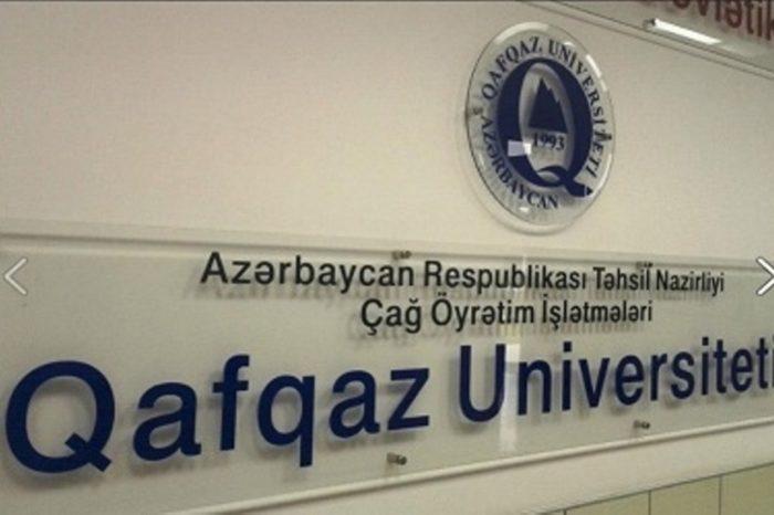 Qafqaz Universiteti bağlandı və lider oldu...